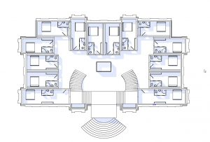 5План 1-го этажа