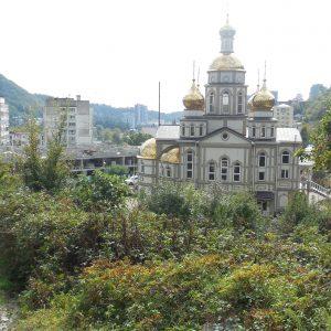 Ольгинка храм